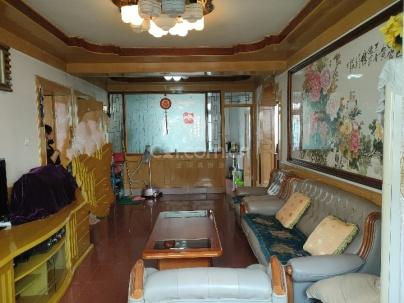铁路小区 3室 2厅 90平米